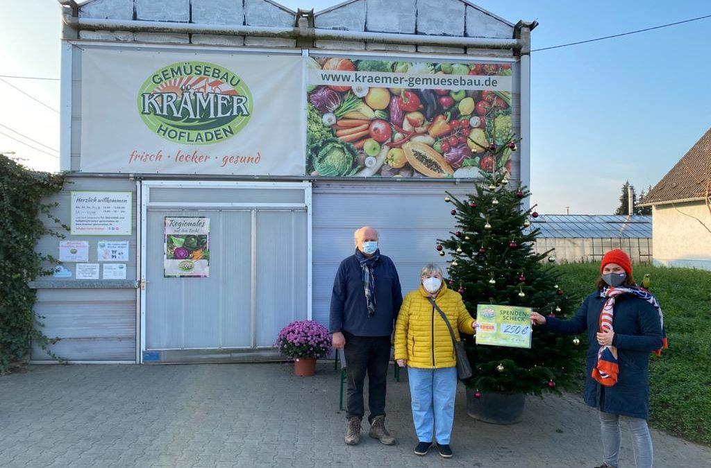 Gemüsebau Horst Krämer lässt Kinderaugen zum Weihnachtsfest leuchten